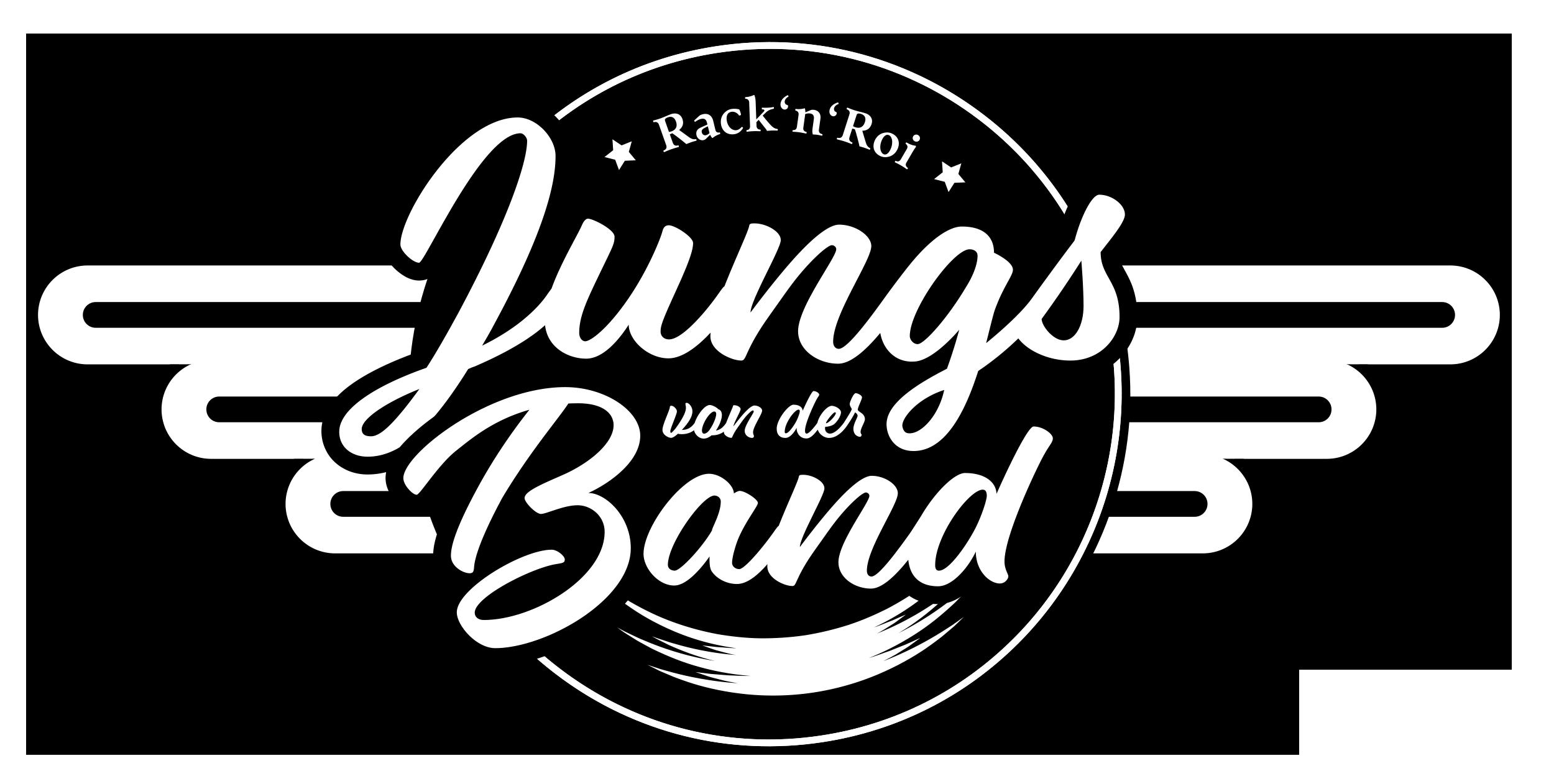 Logo Jungs von der Band